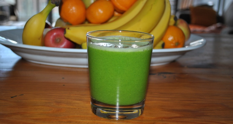 GREEN LEAN JUICE