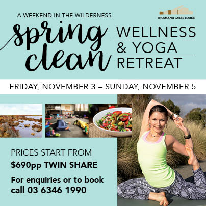 Thousand+Lakes+Lodge+Spring+wellness+and+yoga+retreat
